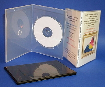 DVD CD Cases and Labels from Professional Label